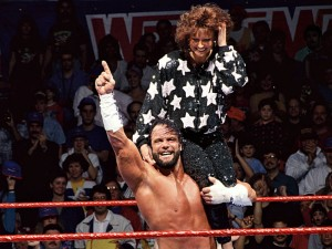 Macho Man and Liz